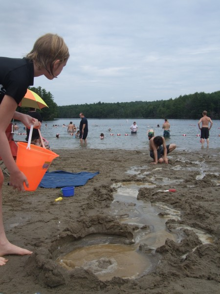 2. beach pail #sixtysummersights || noexcusescrapbooking.com