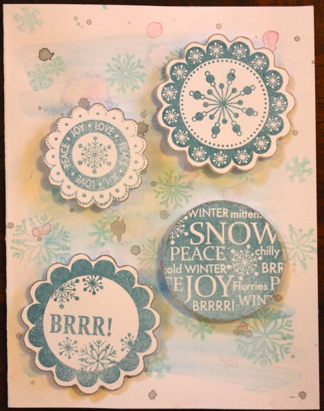 Brrrr...    noexcusescrapbooking.com
