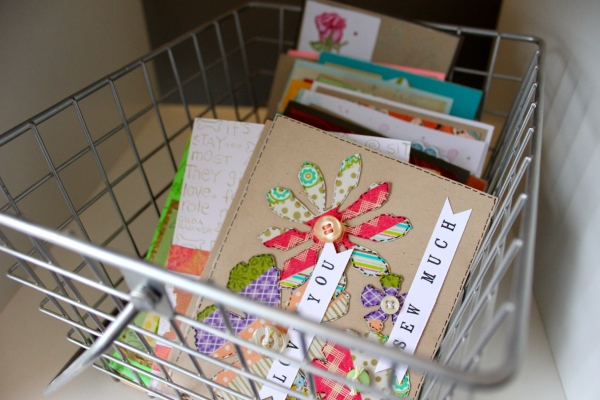 30 days of cards    noexcusescrapbooking.com