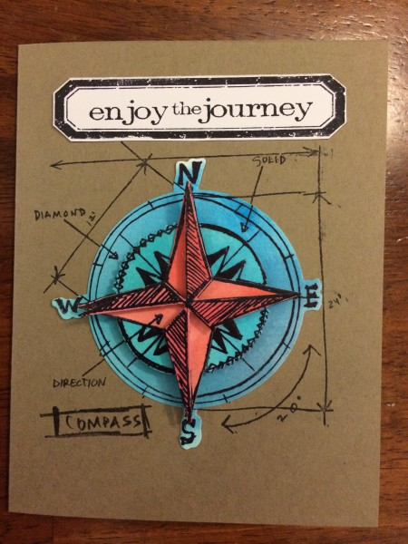 journeys end || noexcusescrapbooking.com